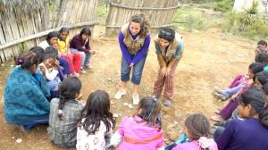 Llevando amor a la Sierra con los Popoloca, Fundación Jeremías