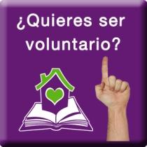 Voluntarios llevando amor