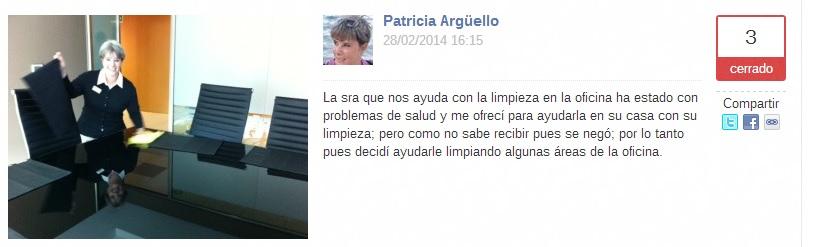 Patricia Argüello