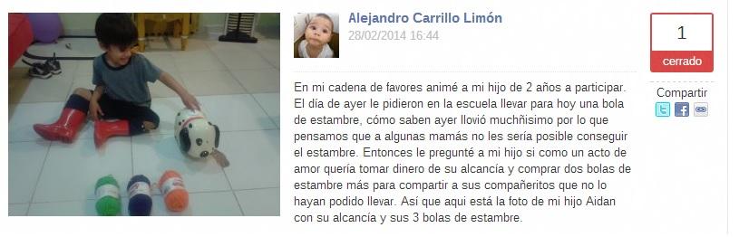 Alejandro Carrillo