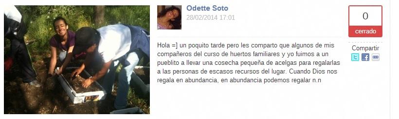 Odette Soto